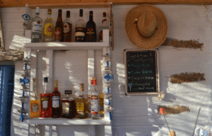 Kampos Beach Bar Vitali