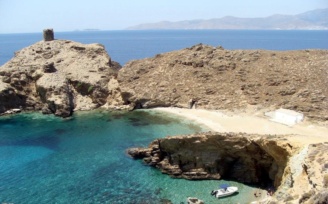 Beach of Pyrgos