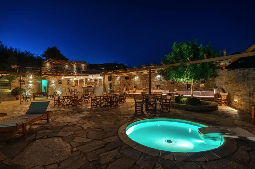 Villa Sofia Andros