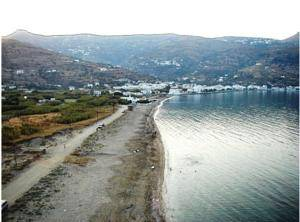 Beach of Agia Aikaterini - Vinchi