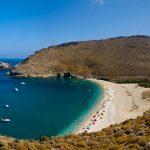 Άνδρος, η παραλία Άχλα