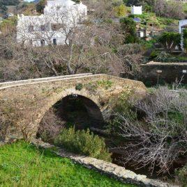 Hiking trail 18 | Livadia – Vrachnou – Prophet Daniel – Petrias – Aladinou – Vakoni