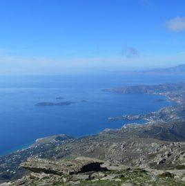 Hiking trail 12 | Vourkoti – Kouvara – Prophet Elias – Arni