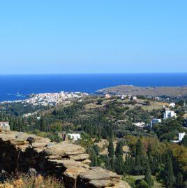 Hiking trail 1 | Chora – Ypsilou – Mesathouri – Lamyra – Menites – Mesaria – Monastery of Panahrantos