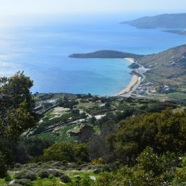 Hiking trail 16 | Ano Agios Petros – Monastery Agias Batsi