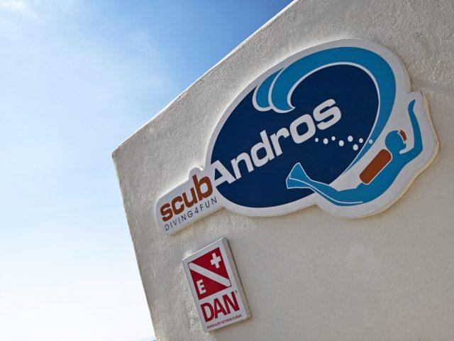 Scuba Andros