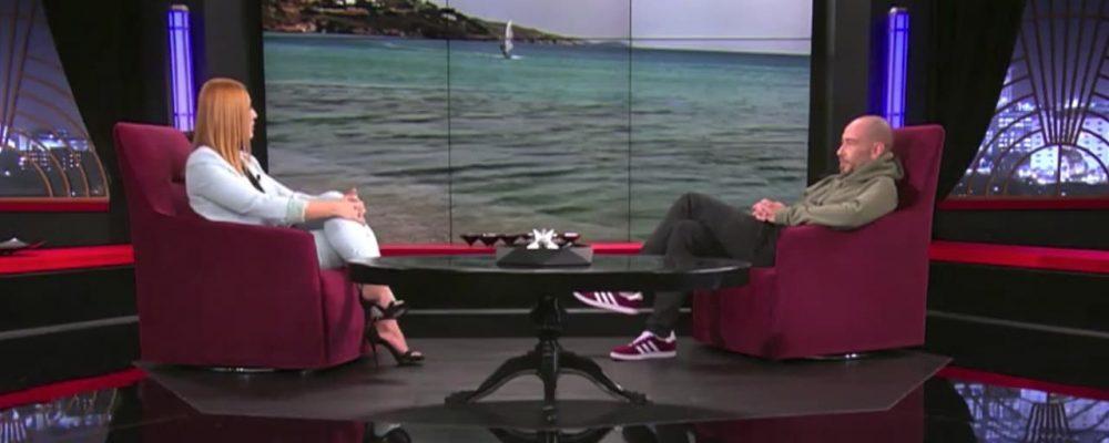 Συνέντευξη του Γιάννη Πιττακίδη στην Ελεονώρα Μελέτη για την διάσωση και το νόμο! (βίντεο)