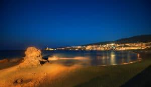 Παραλία Νειμποριό Άνδρος