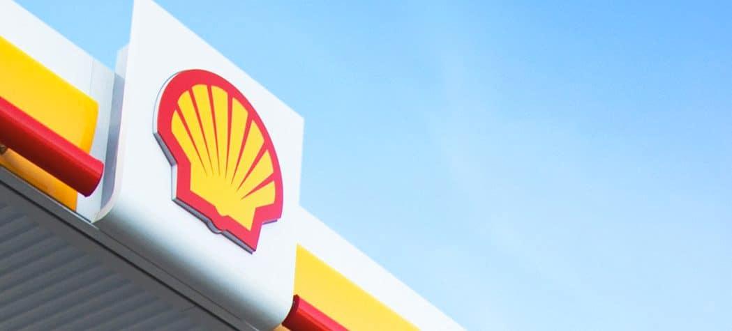 Πρατήριο καυσίμων Shell